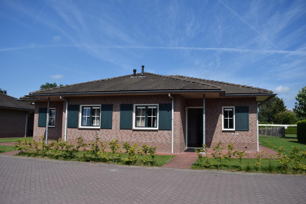 14-persoons groepsaccommodatie op park in Voorthuizen Veluwe