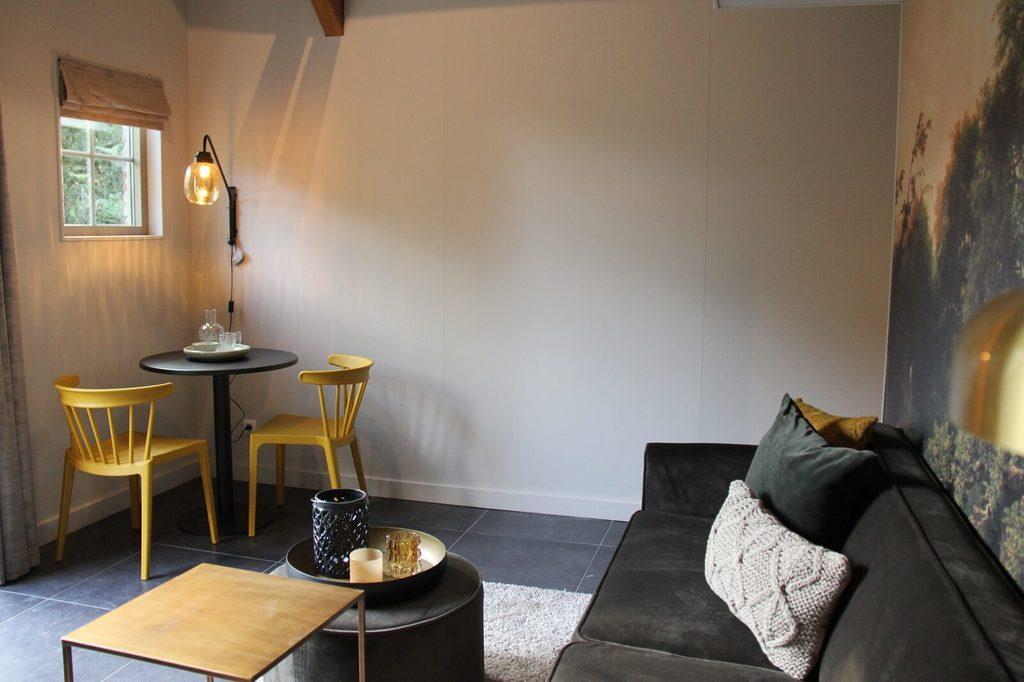 2 persoons Vlindervallei Loft luxe Hotelsuite