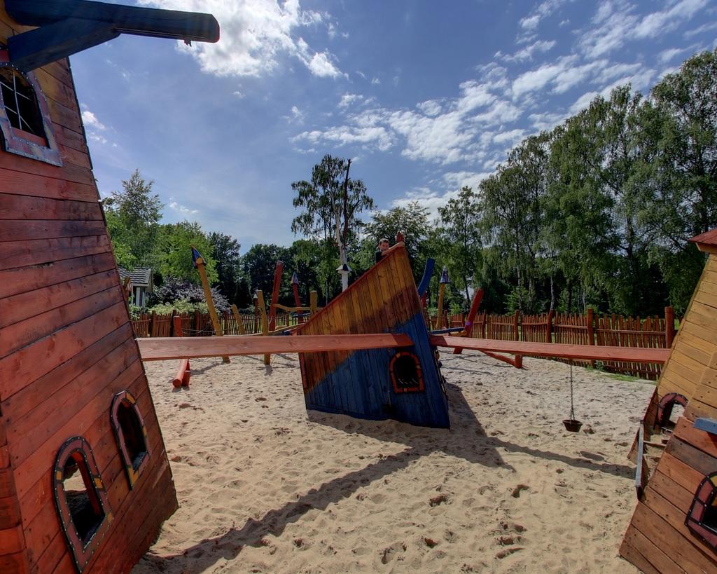 6-persoons vakantiehuis de Fazant op park in Voorthuizen