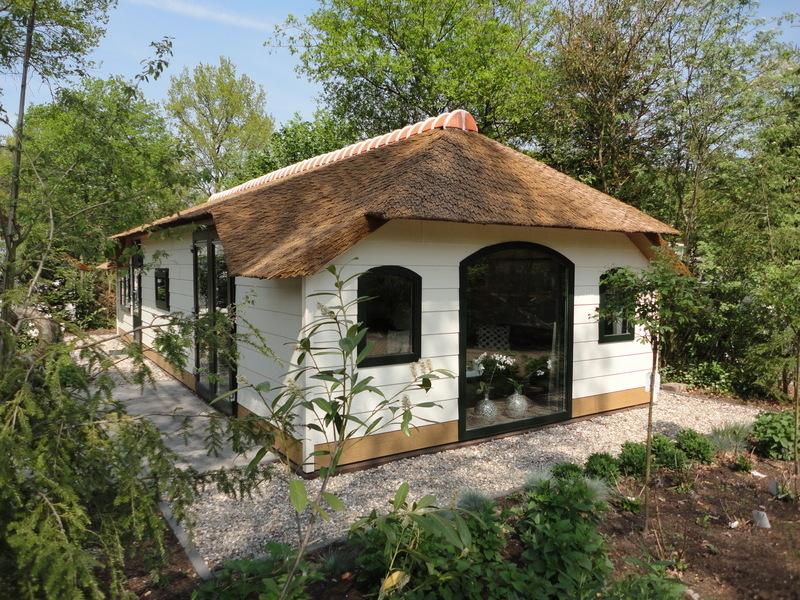 Bospark de Heivlinder, Veluws boerderijtje (4+2 persoons)