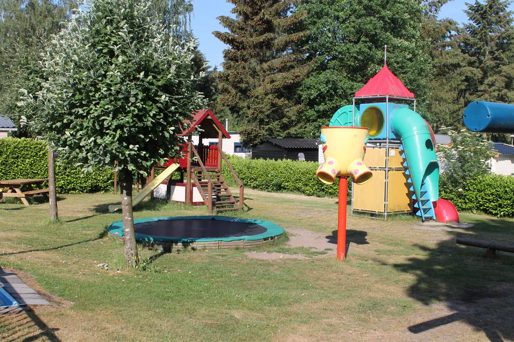 Chalet Vlinder op recreatiepark de Veldkamp