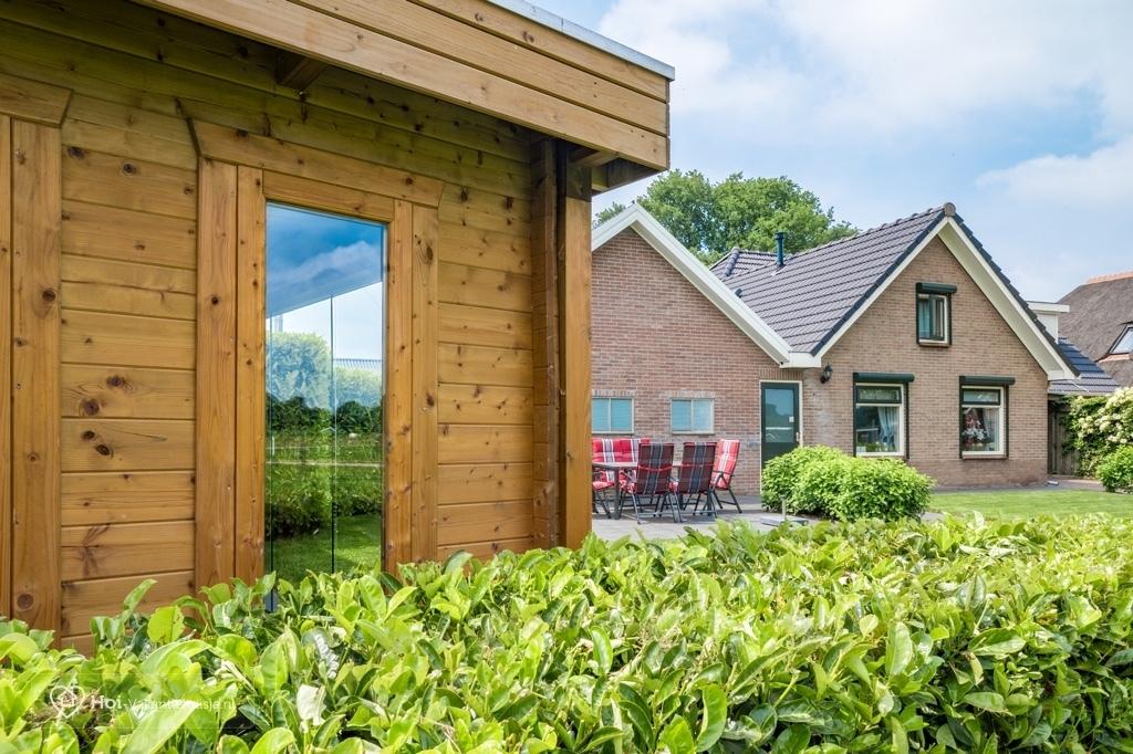 Vakantiehuis in Emst met sauna