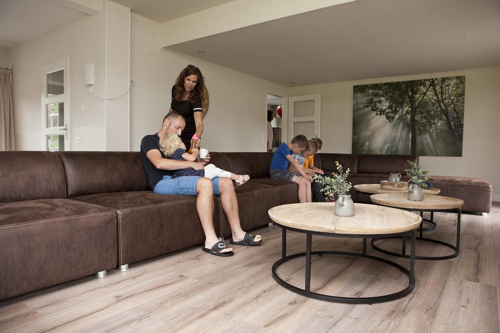 Schitterende 24-persoons Villa op de Veluwe in Voorthuizen