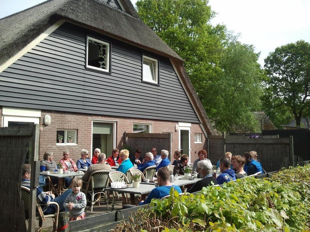 Groepsaccommodatie in Ruinen Drenthe