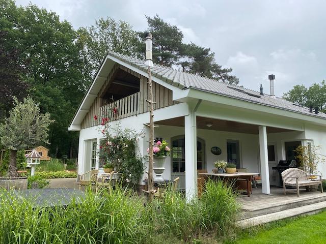 Unieke topvilla in Garderen prachtige natuur-wild-rust- luxe-spa-sauna