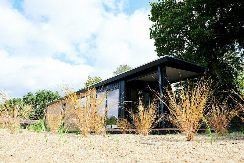 Zand Lodge voor 4 personen in Voorthuizen Veluwe