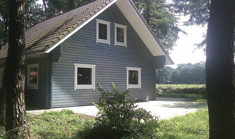 Luxe 6 persoons vakantiehuis in Norg met sauna!!