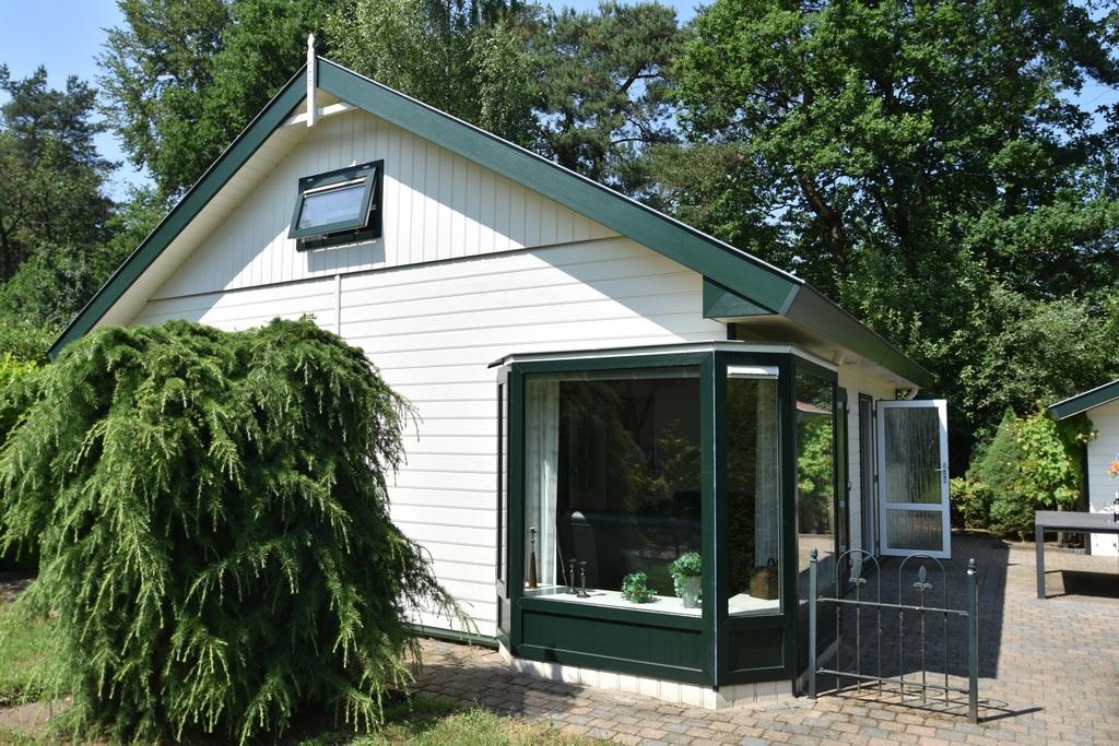 2 tot 8 persoons Vakantiehuis in Uddel Veluwe