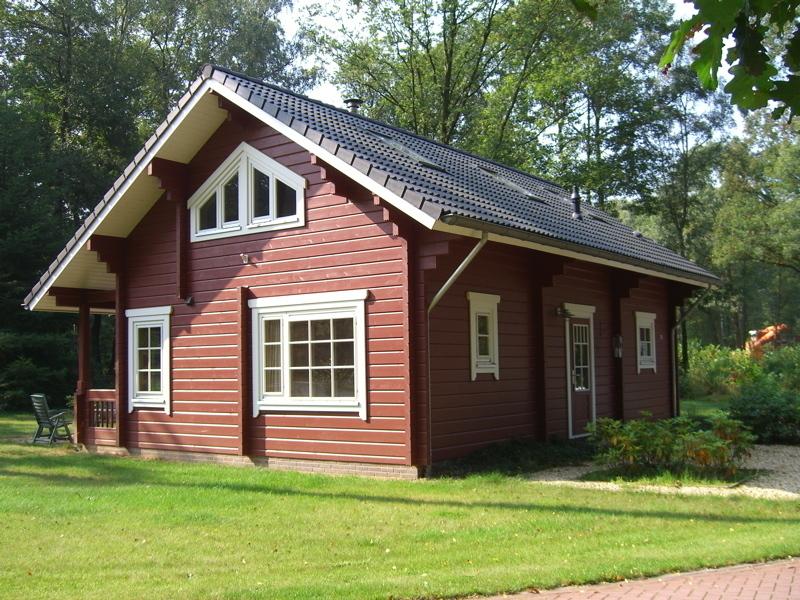 Vakantiehuis op landgoed Valkenburg in Ede (Bennekom)op de Veluwe